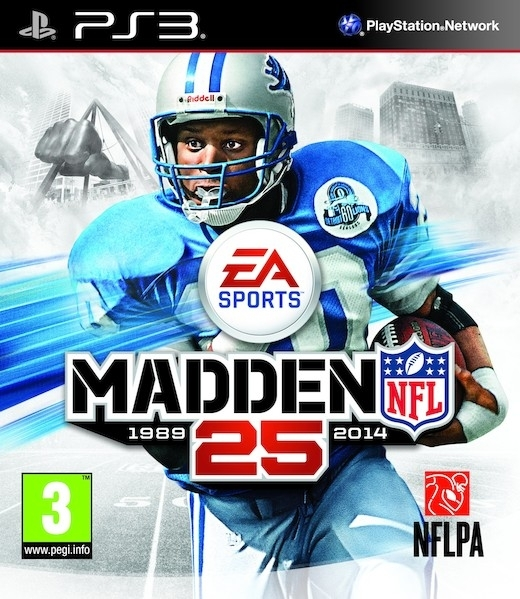 Madden NFL 25 Move (PS3)